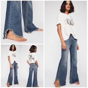 New Free People Vintage Flare Jeans